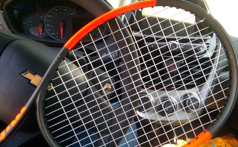 The Summer Tennis Didn't Happen…